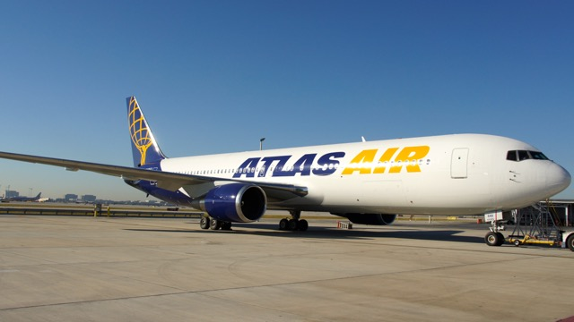 ATLAS AIR 767