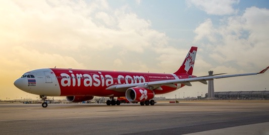 Air Asia Muscat