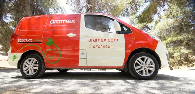 aramex-to-electrify-the-middle-east