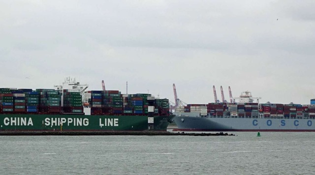 COSCO-CHINA SHIPPING LINE