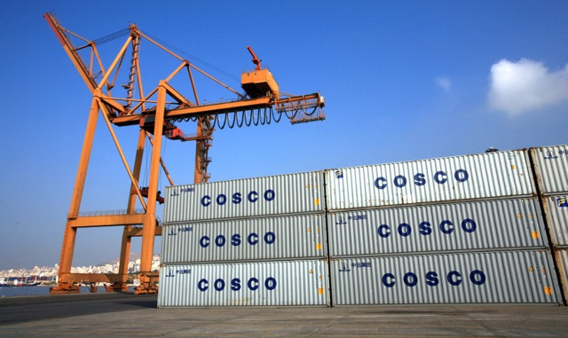 COSCO Greece