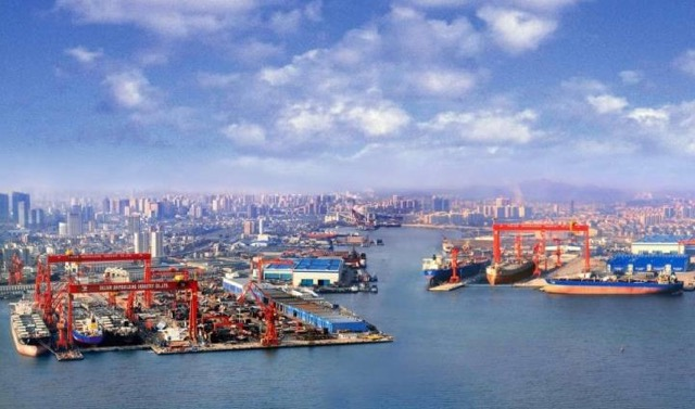 Chinese-Shipbuilders