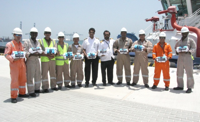 Day of the Seafarer Abu Dhabi ports