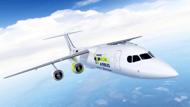 Airbus, Rolls-Royce, Siemens announce plan for hybrid-electric aircraft