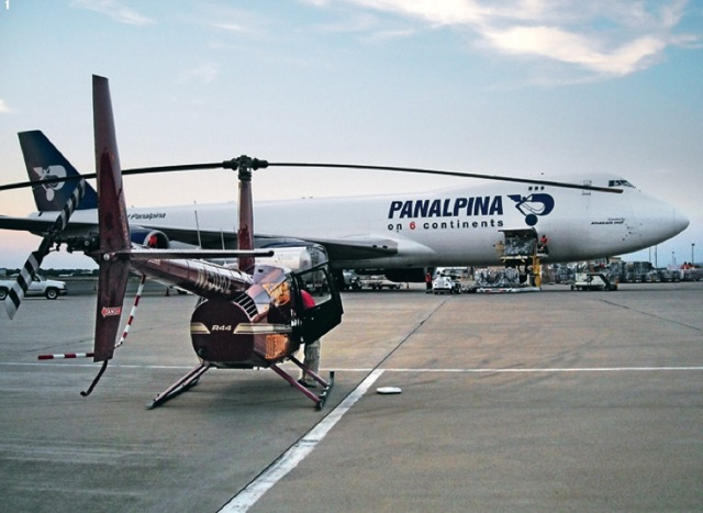 Group Panalpina 747-8