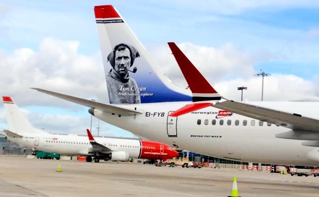 IAG floats possible Norwegian takeover