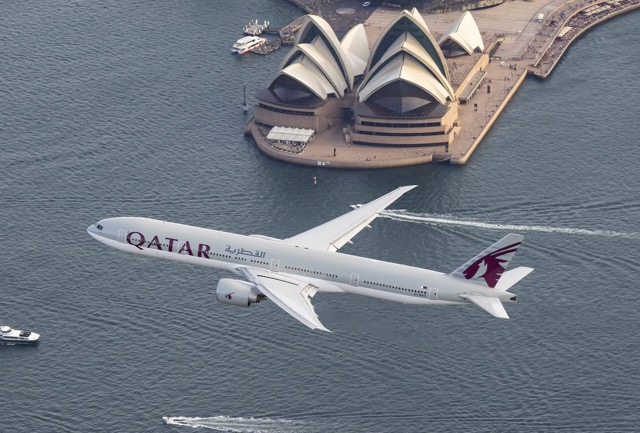 Qatar Airways Sydney