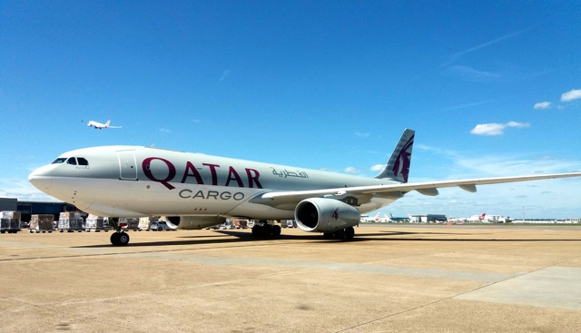 qatar-cargo-to-operate-perishables-airlift