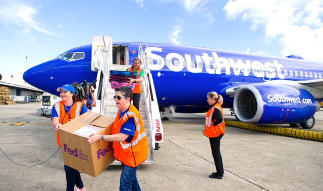 southwest-to-launch-international-air-cargo-services