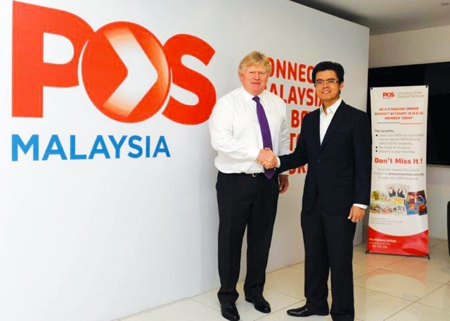 Tigers and Pos Malaysia