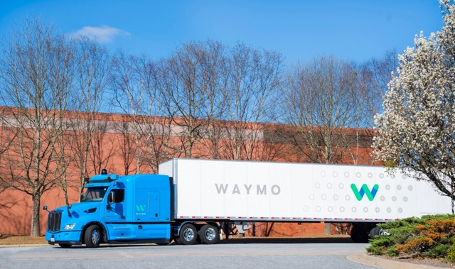 Waymo Extends Self-Driving Trials To Cargo-Carrying Semi Trucks In Atlanta