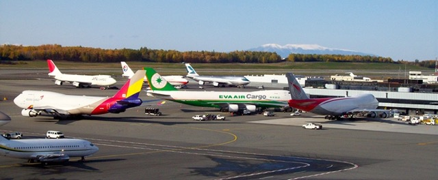Anchorage Airport Cargo