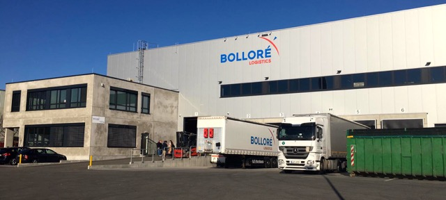 Bollore Logistics New Aerospace Warehouse Hamburg c