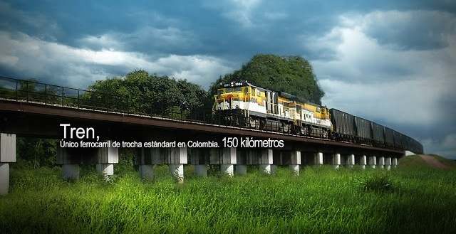 Colombia railways
