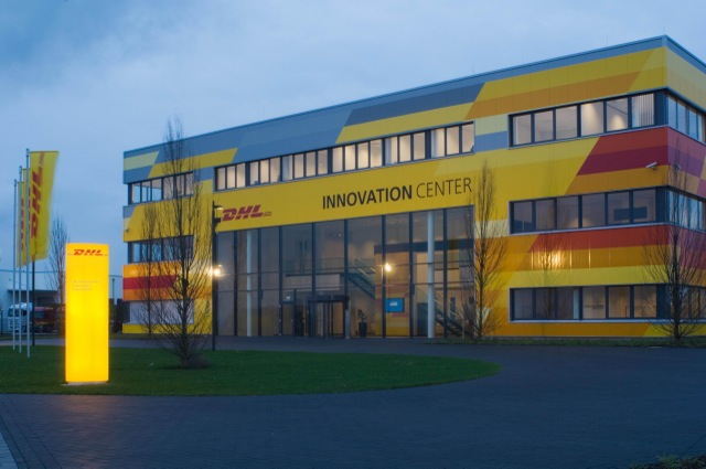 DHL innovation centre