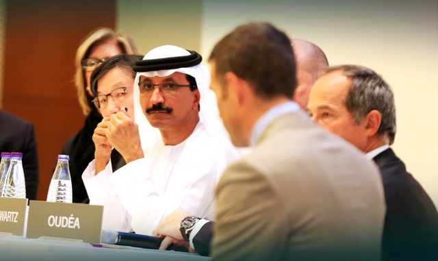 DP World chairman and CEO Sultan Ahmed Bin Sulayem