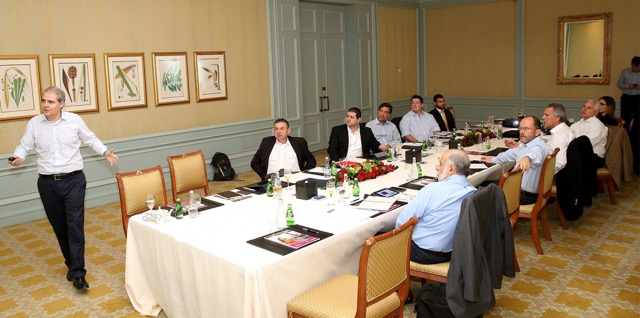 LATAM Board members in Doha