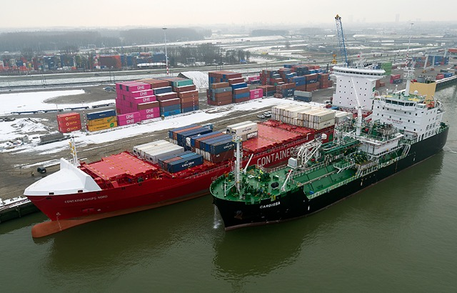 LNG Containerships