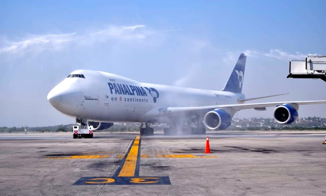 Panalpina arrives in Mexico