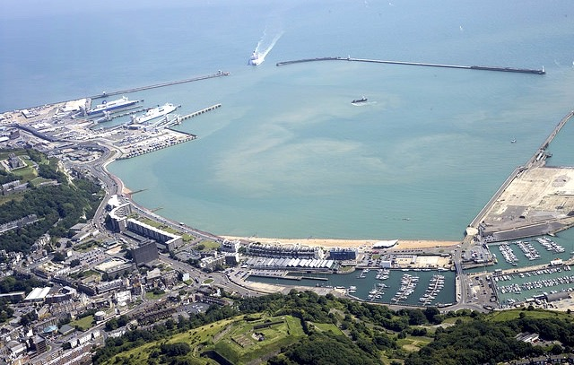 Port of Dover UK