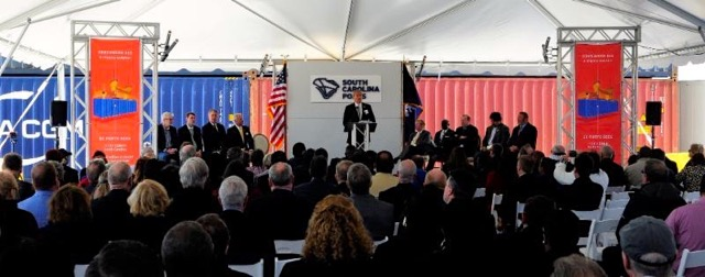 SCPA opens inland port Dillon
