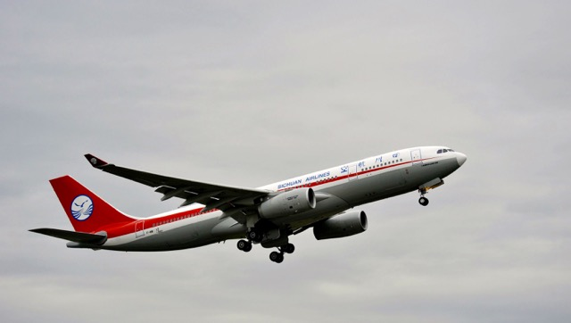 Sichuan Airlines A330 200