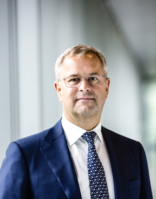 Soren Skou Maersk Group CEO