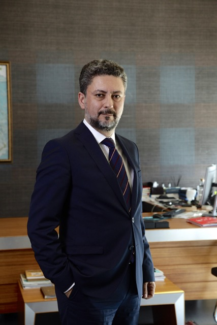 Turhan Ozen Turkish Airlines Head of Cargo