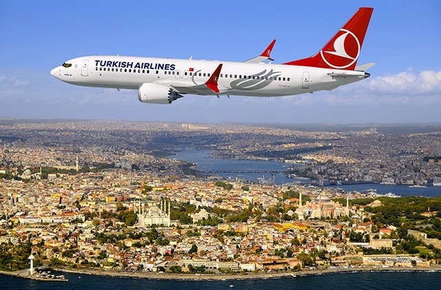 Turkish Airlines MAX
