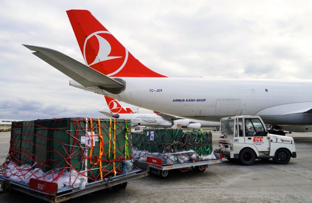 Turkish Cargo A330F
