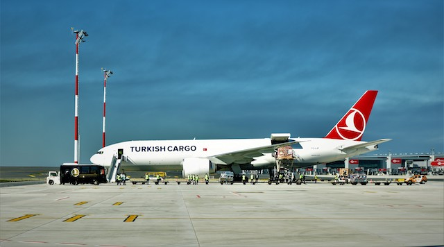 Turkish Cargo Aircraft