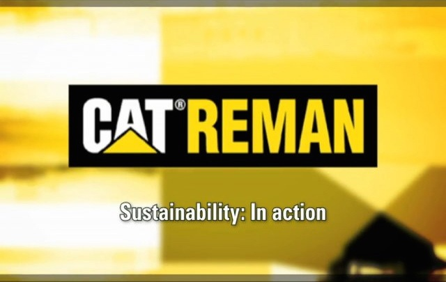 caterpillar remanufacturing
