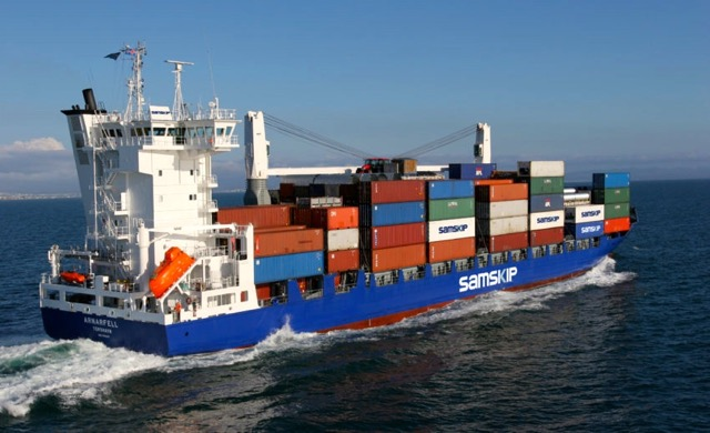 samskip global tracker