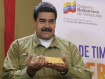Maduro with gold bar