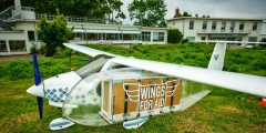 Wings for Aid unmanned vehicle